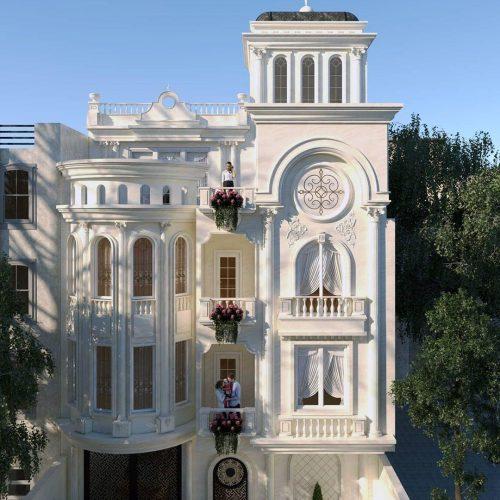 ایده های مسکونی - نمای ساختمان
