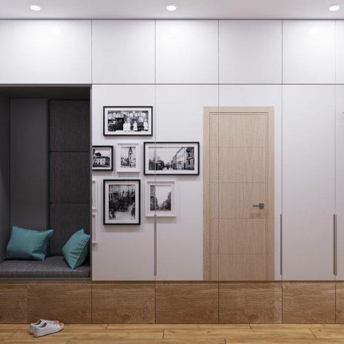ایده های مسکونی - کمد و کتابخونه