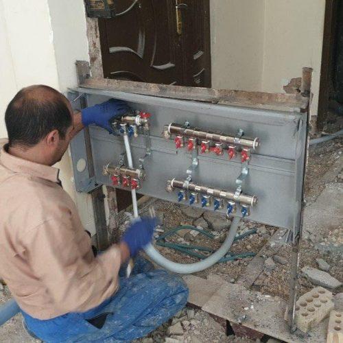 پروژه مهندس محولاتی - مشهد