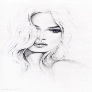 پوستر3بعدی طرح نقاشیب پروان دکور (100)