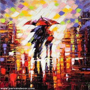 پوستر3بعدی طرح نقاشیب پروان دکور (115)