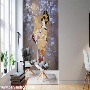 پوستر3بعدی طرح نقاشیب پروان دکور (15)
