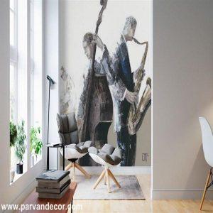 پوستر3بعدی طرح نقاشیب پروان دکور (19)