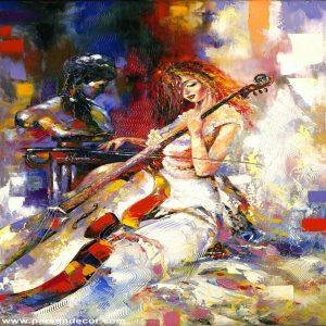 پوستر3بعدی طرح نقاشیب پروان دکور (82)