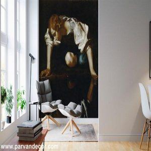 پوستر3بعدی طرح نقاشیب پروان دکور (9)