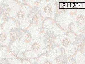 کاغذ دیواری فلورنس کد 81126-1