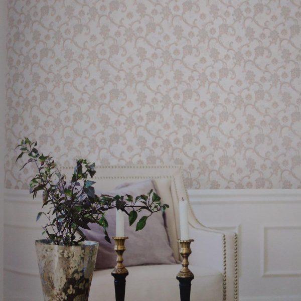 دکوراسیون داخلی با کاغذ دیواری