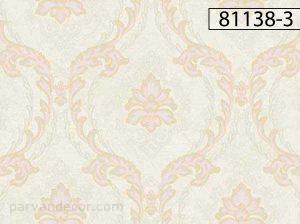کاغذ دیواری فلورنس کد 81138-3