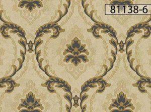 کاغذ دیواری فلورنس کد 81138-6