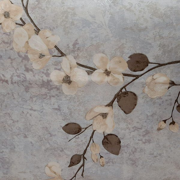کاغذ دیواری والریا آبی