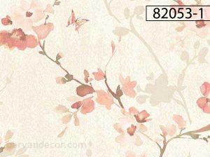 کاغذ دیواری فلورنس کد 82053-1