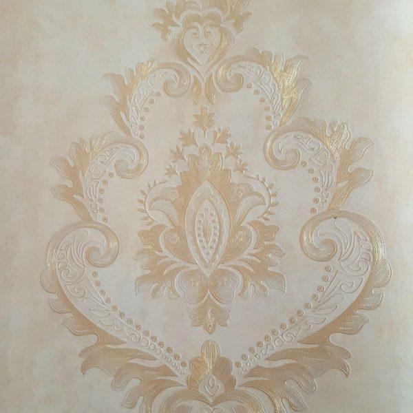 کاغذ دیواری کلاریس داماسک
