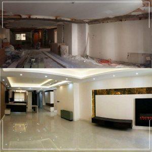 بازسازی خانه , بازسازی منزل , بازسازی منزل , بازسازی منزل مشهد