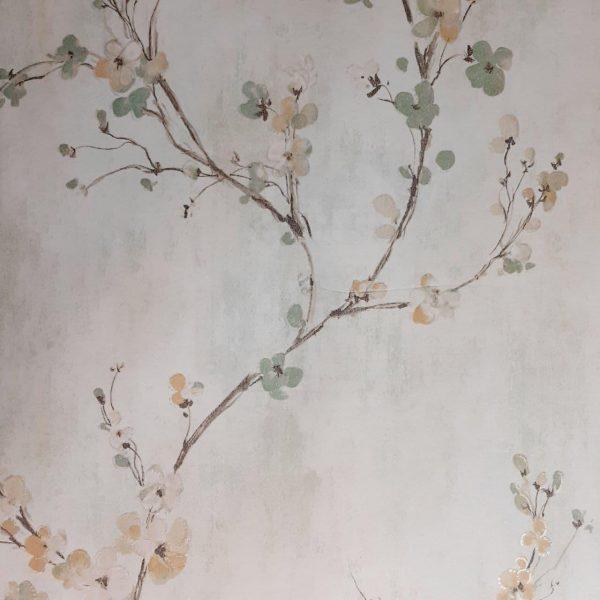 کاغذ دیواری کلاریس پروان دکور
