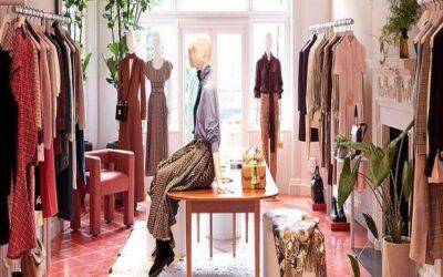 دکوراسیون داخلی برندهای معروف پوشاک